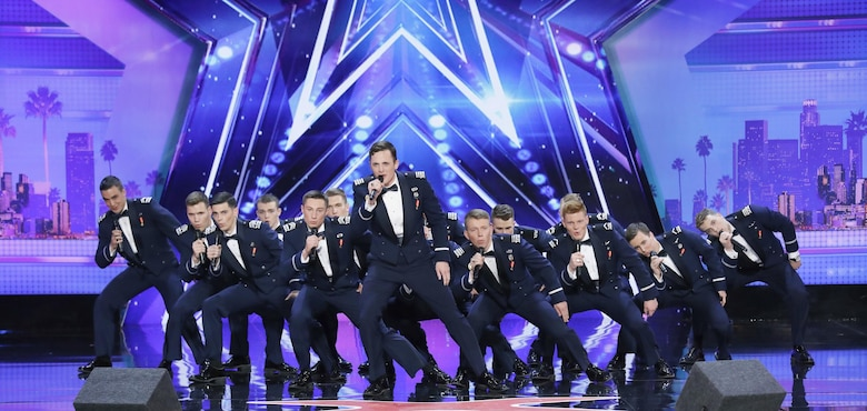 "In the Stairwell will perform on America's Got Talent Aug. 8, after advancing to the last round of the ""Judges Cuts"" in June."