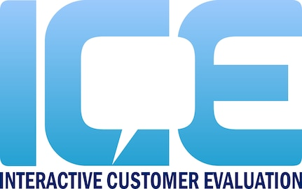 Interactive customer evaluation, or ICE.