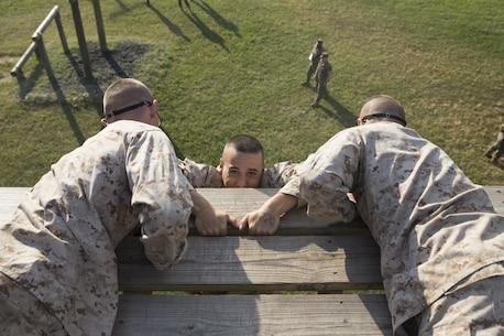 OCS, Marine Corps Base Quantico, Va