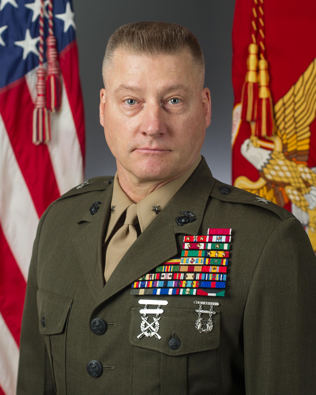 Brigadier General Julian D. Alford > Marine Corps ...