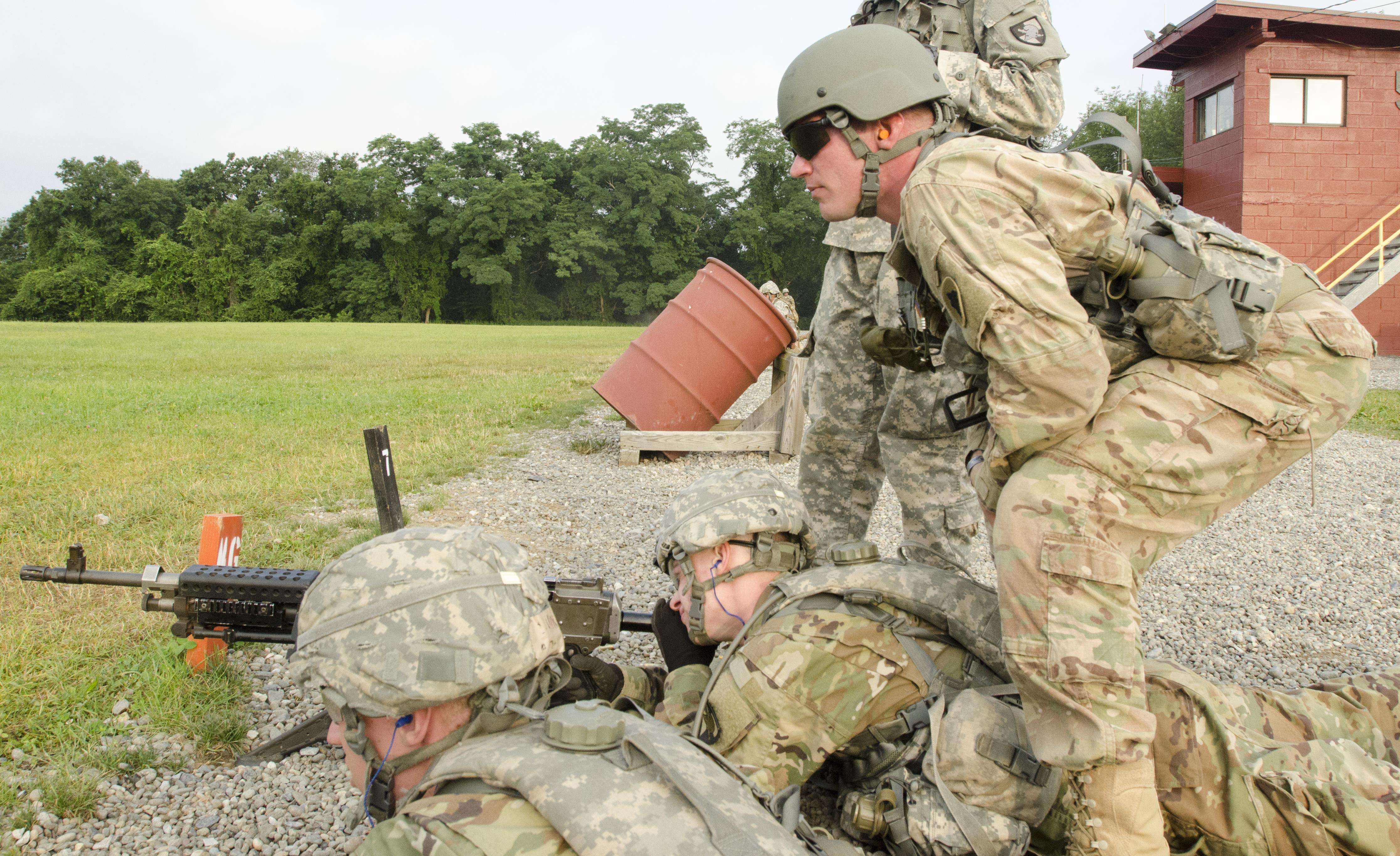 army military bearing essay Fm 1, one of the army's two capstone manuals, states that the army exists to serve the american people, protect enduring national interests, and fulfill the nation's military responsibilities.