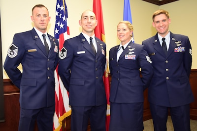 Top Graduating Air Force Pilot Is Another Enlisted First