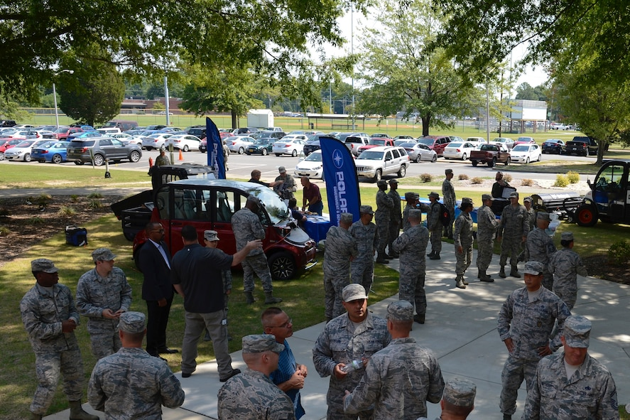 The 441st Vehicle Support Chain Operations Squadron hosted the Vehicle Transformation and Acquisition Council at Joint Base Langley-Eustis, Va., July 31 to Aug. 4, 2017.