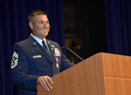 Command Chief retires after 33 years