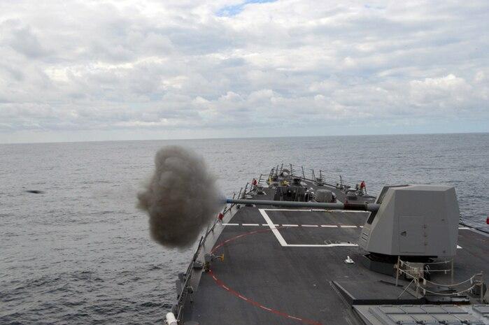 File photo of USS Preble.