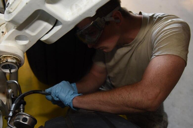 DCC Program gives Airmen pride, ownership