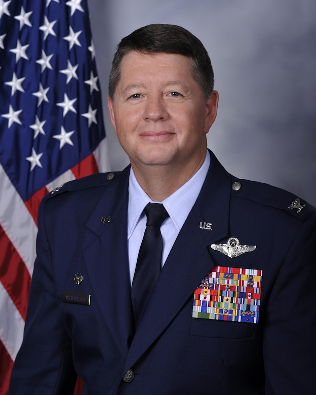 Col. Richardson bio photo