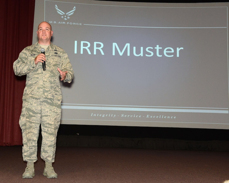 IRR Muster
