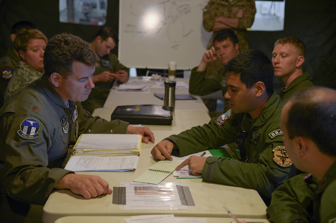 Brazilian Air Force participates in Mobility Guardian