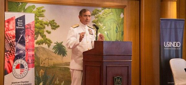 PACOM Commander Visits Indonesia