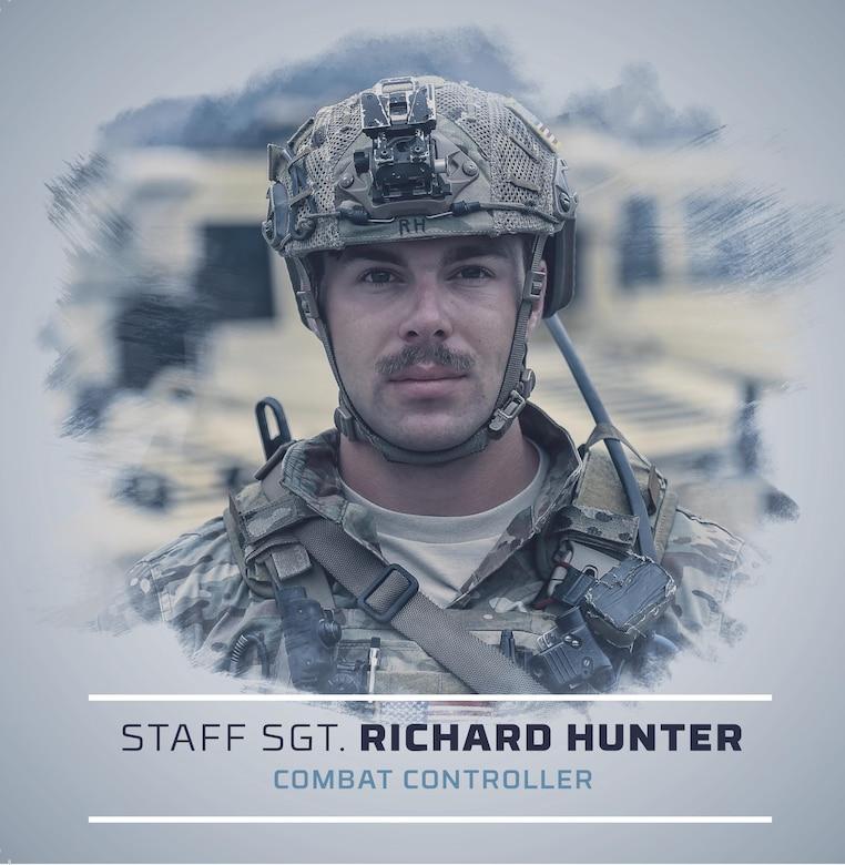 Staff Sgt. Richard Hunter
