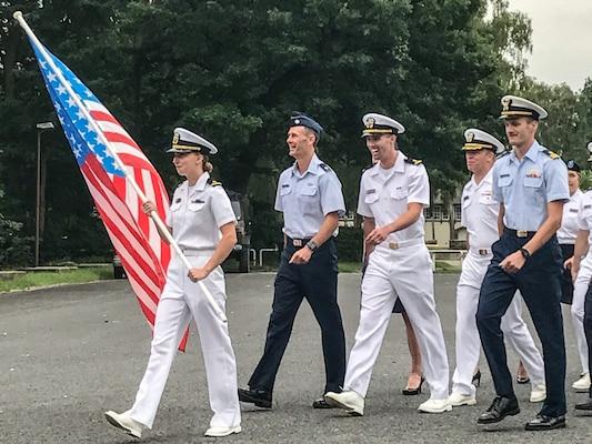US Armed Forces Triathlon Team
