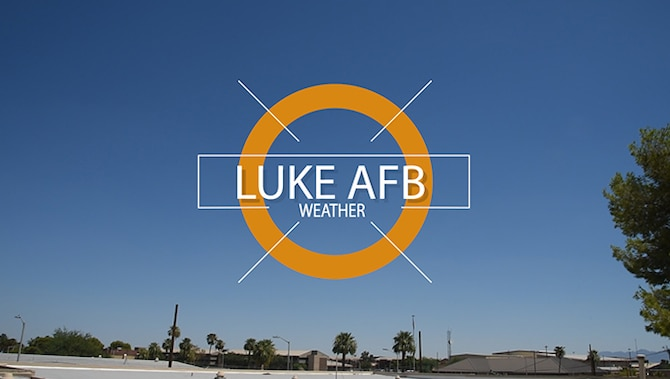 Luke AFB Weather