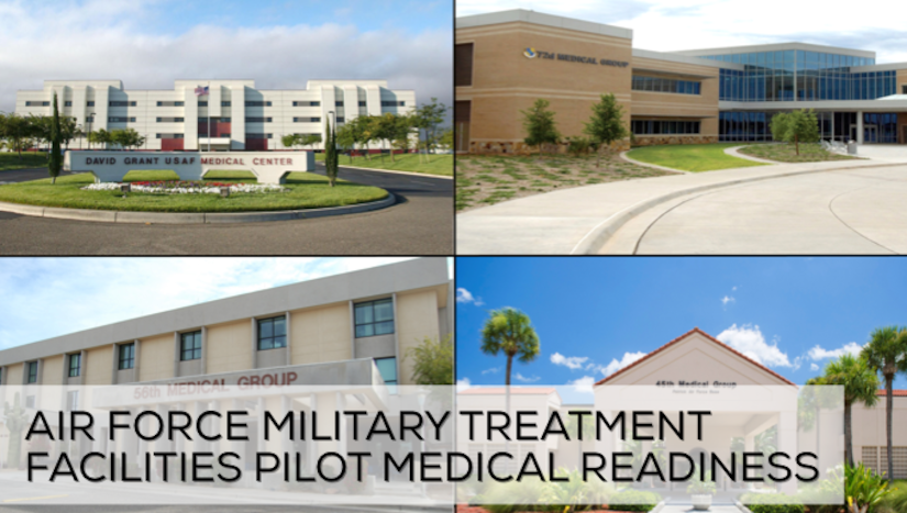 Air Force Military Treatment Facilities pilot medical readiness