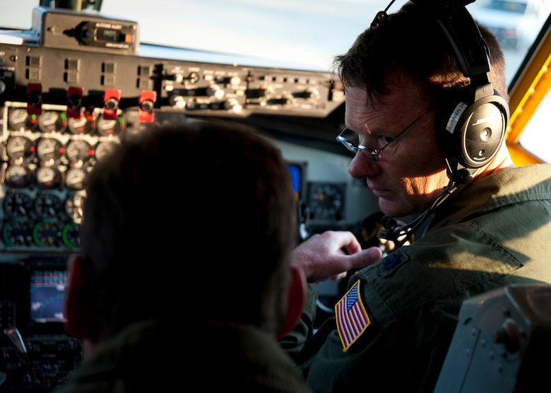 Pilot training.