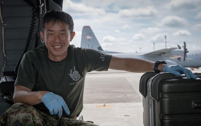 JGSDF, USAF participate in load engagement
