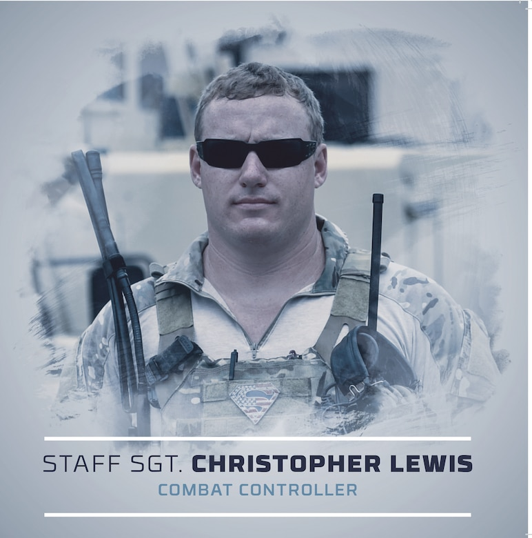 Staff Sgt. Christopher Lewis