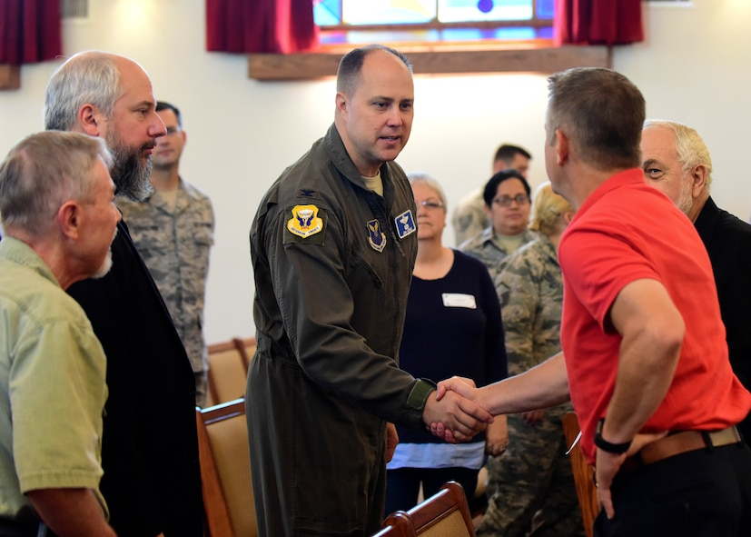 Clergy Day: Chapel strengthens partnerships