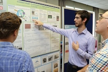 CRREL Science and Technology Symposium showcases future scientists' contributions