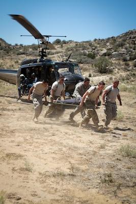 Vigilant Guard in New Mexico
