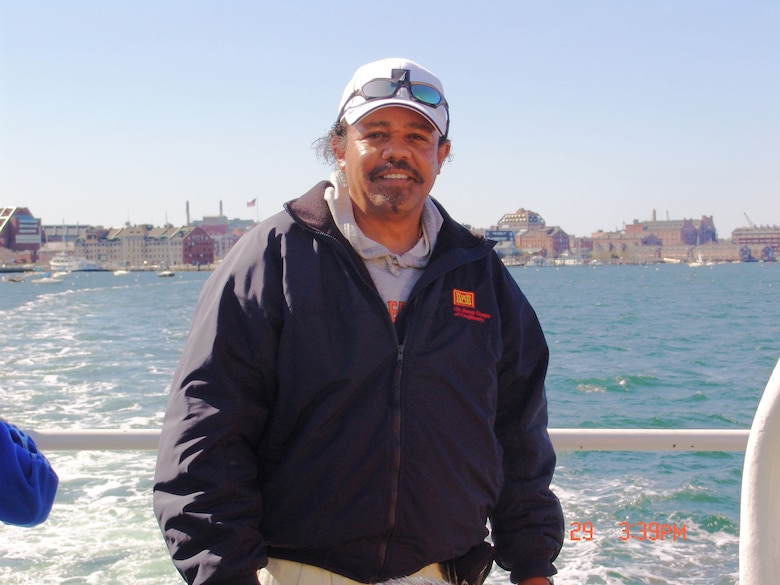 Harold Catlett, pictured here, worked on the water in support of the U.S. Army Corps of Engineers, Baltimore District, navigation mission from 1985 until his sudden passing in 2014. Catlett was a mentor to many hydrographic surveyors over the years and personnel he worked with overwhelmingly supported naming Baltimore District's new survey vessel after him.