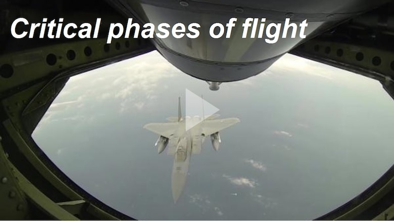 Critical phases of flight