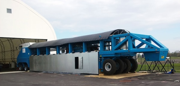 Heavy Vehicle Simulator gains additional testing capability
