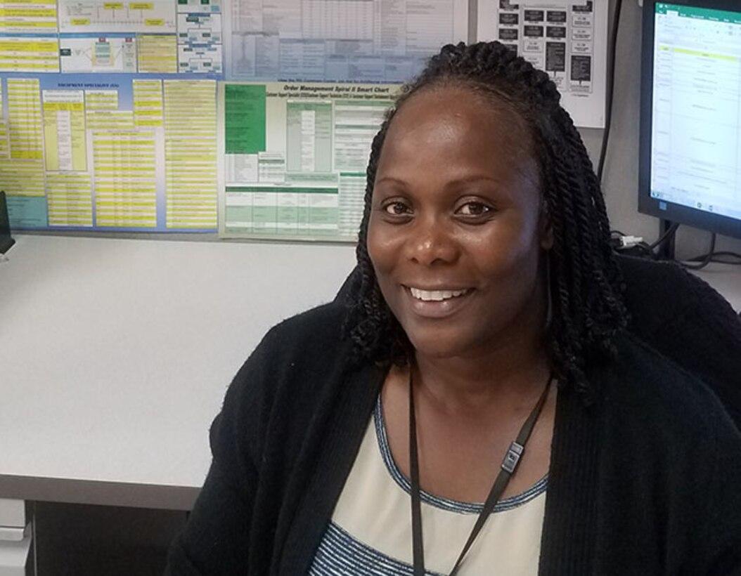 Employee Spotlight: DLA Aviation - Cherry Point, employee Donna Rendon