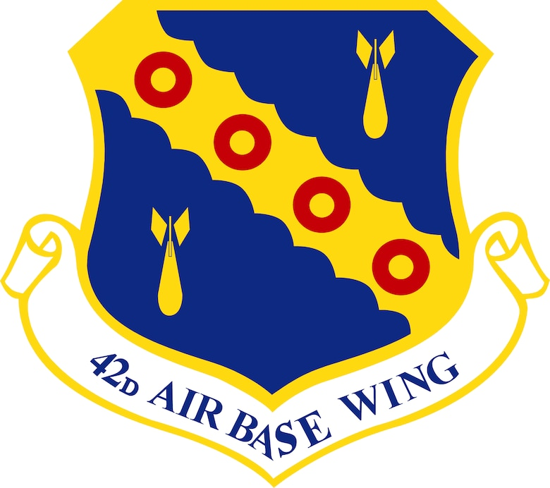 42nd Air Base Wing Shield