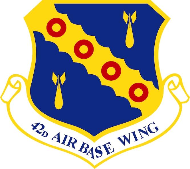 42nd Air Base Wing Shield