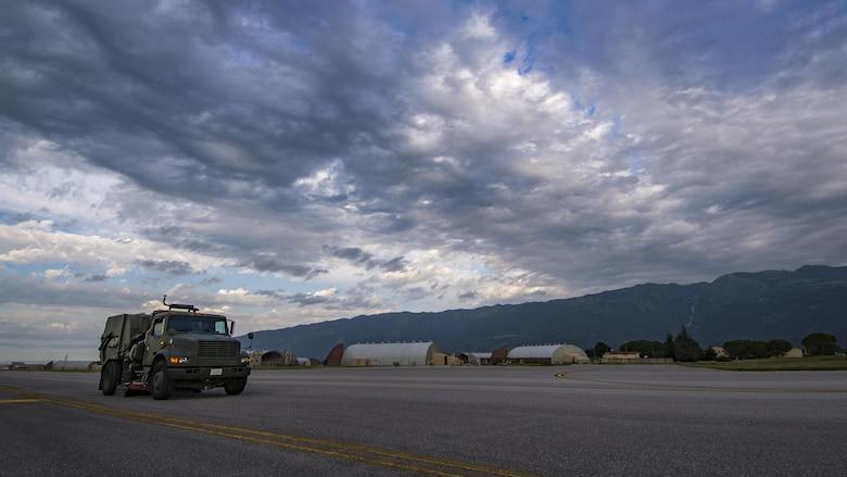 Airfield Maintenance