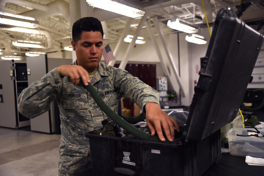 AFE Airmen equipping to refuel and save lives