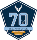 In honor of the Air Force's 70th birthday, Travis Air Force Base, California is scheduled to host a week-long celebration Sept. 11-16. (Courtesy Photo)
