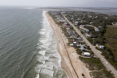 The Chief of the U.S. Army Corps of Engineers, Lt. Gen. Todd Semonite, signed the Chief of Engineers Report for the St. Johns County, FL - Coastal Storm Risk Management Feasibility Study on August 8