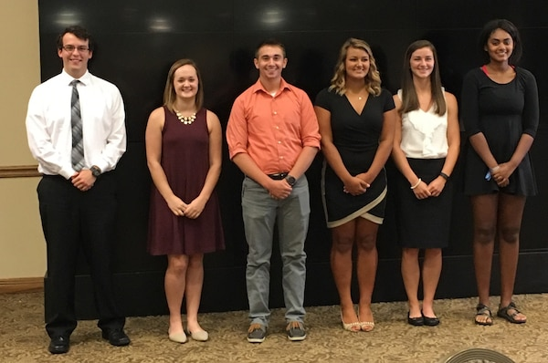 Scholarship Awards Luncheon Was Held At Crane Naval Sea Systems