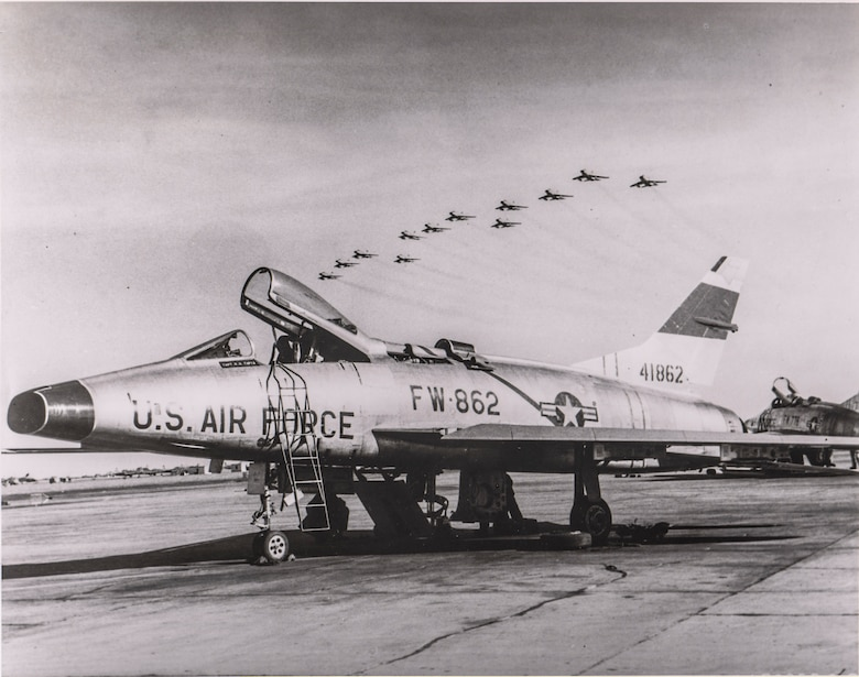 Marking 75 Years of 12 Air Force: Post World War II thru the Cold War
