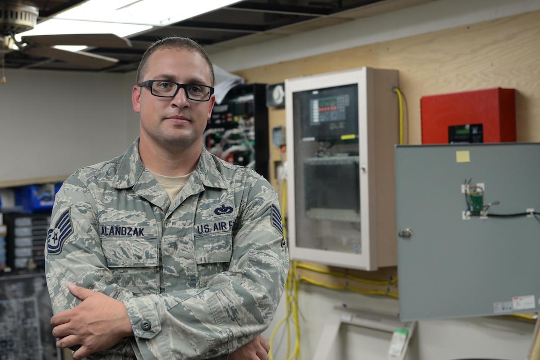 Iceman born abroad: Tech. Sgt. Ivan Alandzak