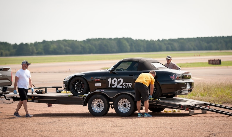 Autocross comes to Columbus AFB