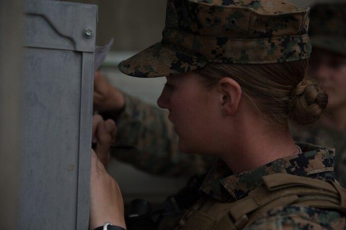 Ammo Technician - Combat Logistics Battalion 5