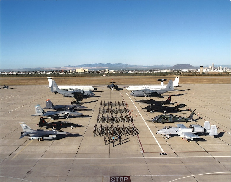 Marking 75 Years of 12th Air Force: Post-Cold War thru Today