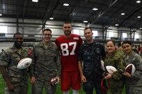 Kansas City Chiefs Summer Training Camp Military Appreciation Day