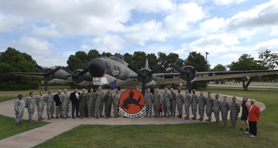 436th Training Squadron celebrates centennial