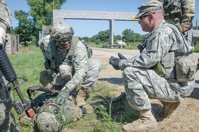 CSTX prepares Soldiers for austere battlefield