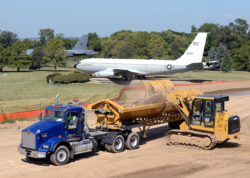 Offutt construction projects in full swing