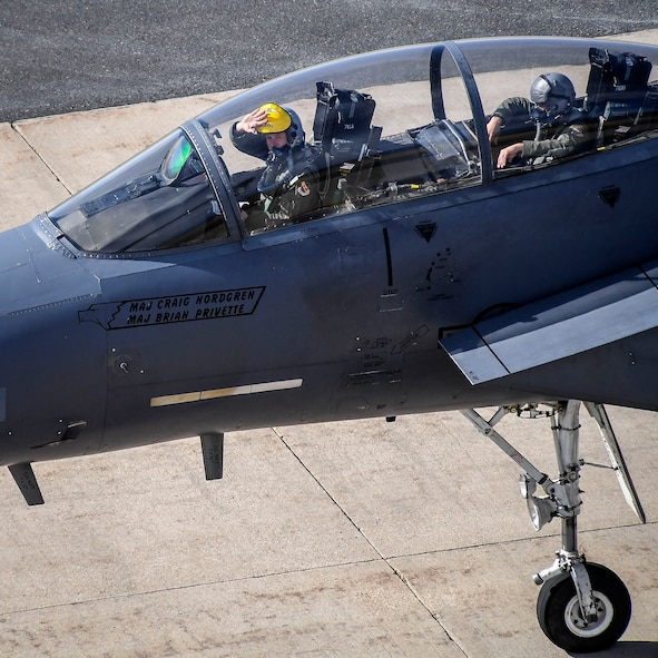 Hill AFB, UTTR evaluation exercises close