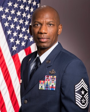 CHIEF MASTER SERGEANT TODD M. SIMMONS