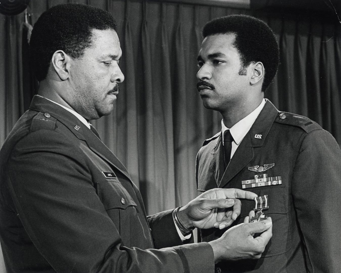 Air Force Lt. Gen. Daniel James III dies at 71