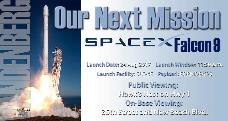 Next Launch Graphic
