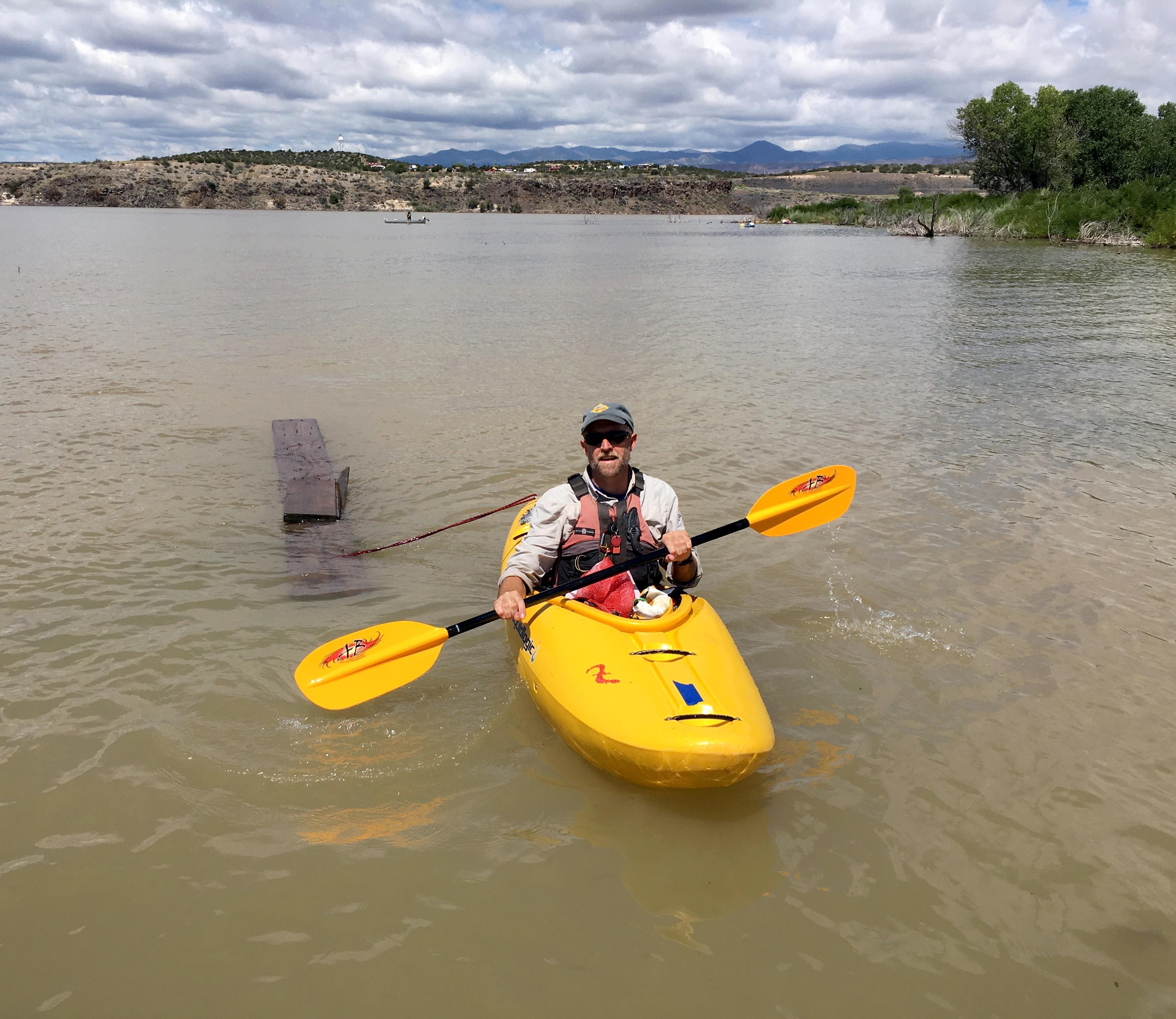 Albuquerque district image gallery for Cochiti lake fishing