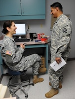 Soldiers provide needed medical services for Fort Belknap community